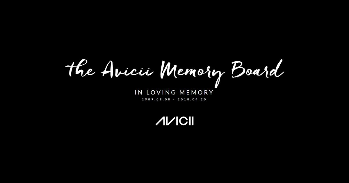 Avicii Official Site